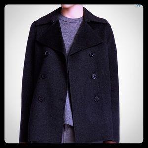 Vince double face wool blend coat sz S NWT